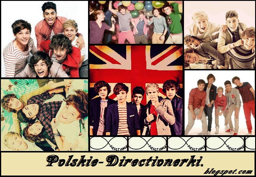 Blog o One direction ♥