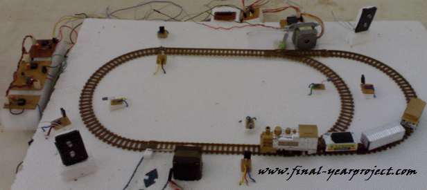 """automatic railway gate control and track The development of railway gate system came up that led to the researchers proposal of the design of the """"automatic railway gate control and track switching"""" topics covered introduction."""