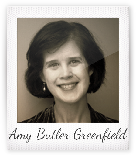 Author Photo Amy Butler Greenfield