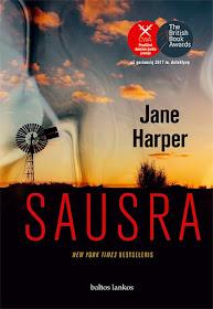 "Šiuo metu skaitau: Jane Harper ""Sausra"""