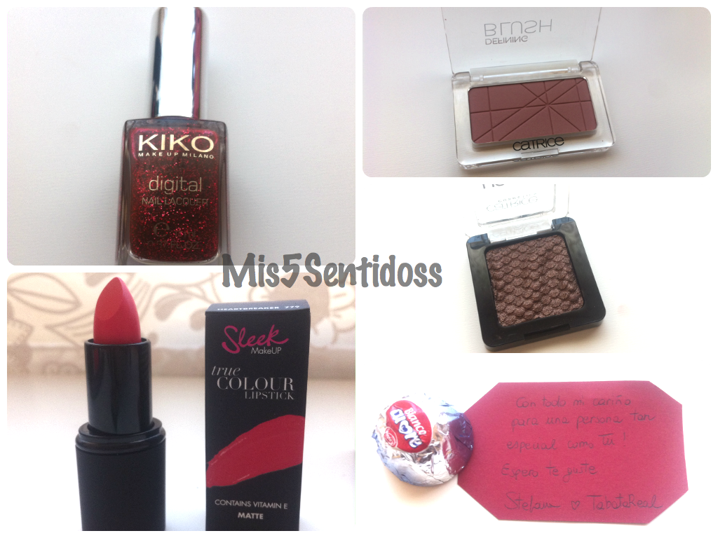 Kiko,Catrice, Sleek