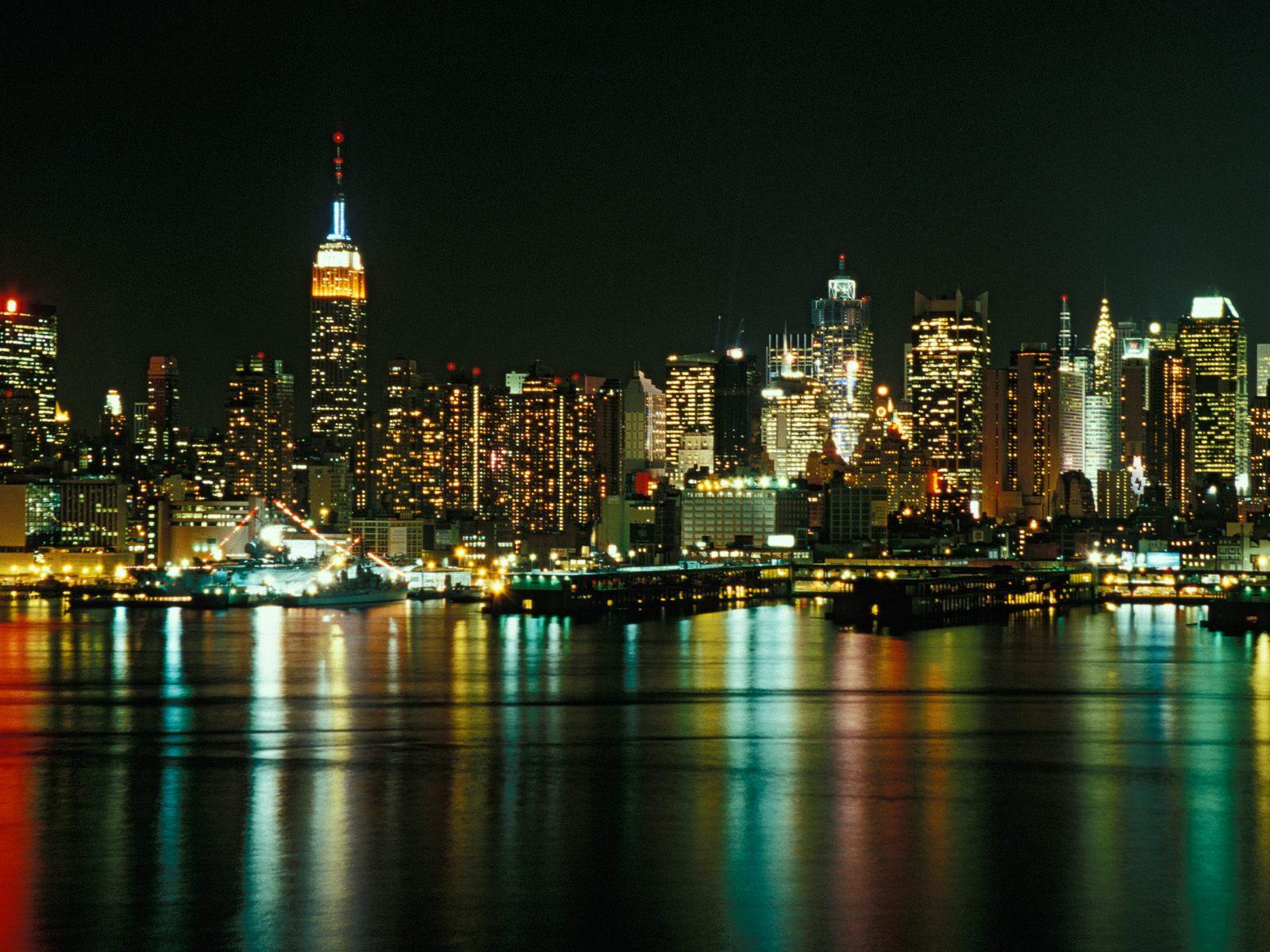 Foto Foto Kota New York Yang Megah World Top 10 Wallpaper