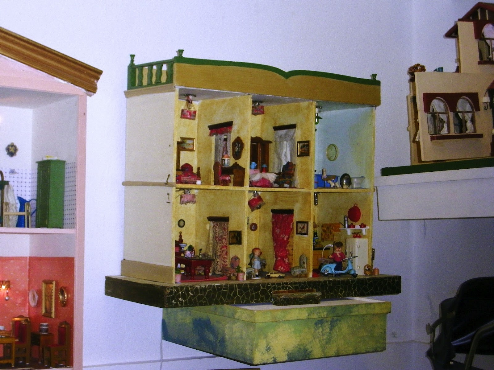 Cosas para compartir museo casas de mu ecas m laga - Ocasion casa malaga ...