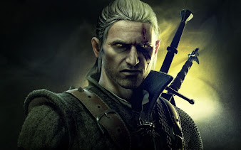 #27 The Witcher Wallpaper
