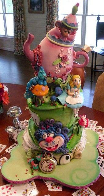 Tortas Originales para Fiestas Infantiles