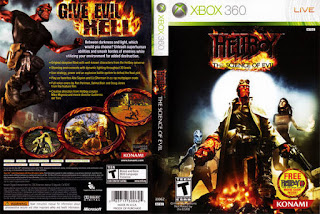 Download Game Hellboy - The Science OF Evil PSP Full Version Iso For PC | Murnia Games