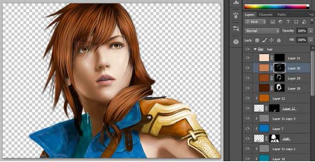 Cara Mengubah Gambar Menjadi Kartun Dengan Photoshop
