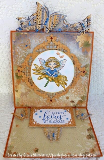 Featured Card at Glitter 'n Sparkle Challenge