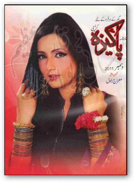 Pakistani monthly urdu digest pakeeza digest december 2011 in pdf
