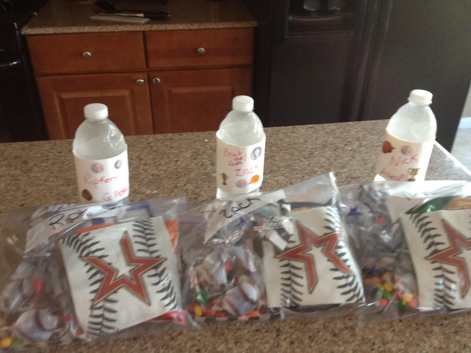 Kim's Corner: Ideas for Kids' Team Snacks