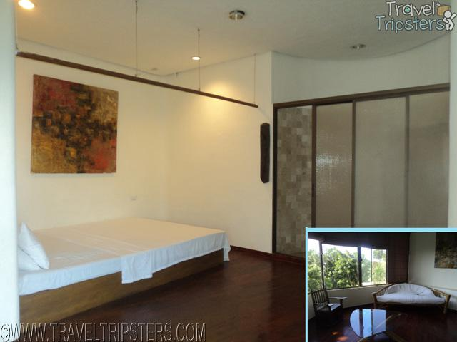 chilline tagaytay master bedroom