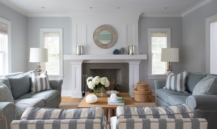 Consigli per la casa e l 39 arredamento abbinamento colori for Idee per tinteggiare il salotto