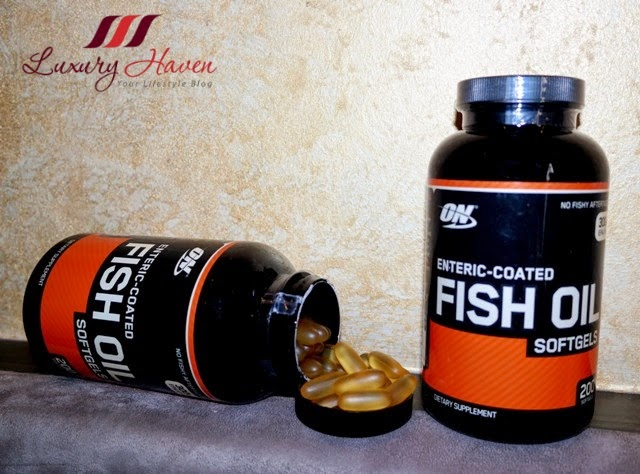 vitacost optimum nutrition fish oil softgels review