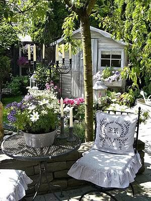 Garden potting sheds my enchanting cottage garden garden potting sheds workwithnaturefo