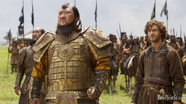 Nhà Thám Hiểm Marco Polo Phần 1 xemphimso marco polo tv review netflix