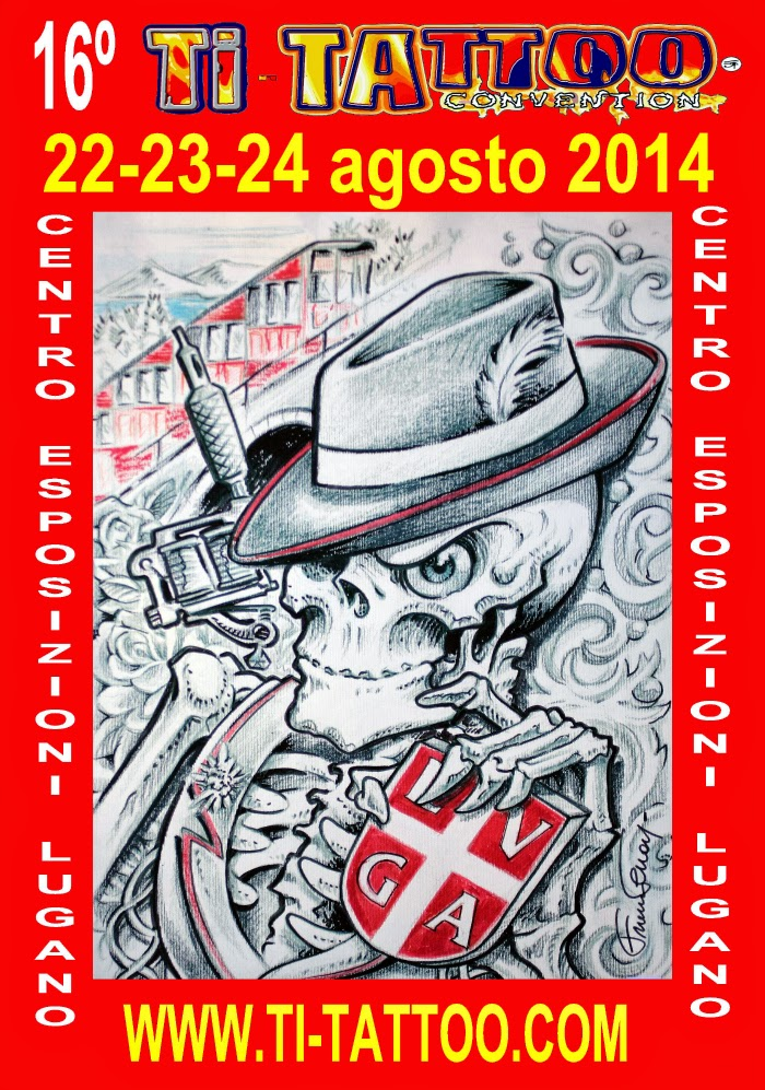 Ti-Tattoo Convention Lugano