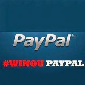 #WinouPaypal