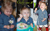 Oakley turns 2