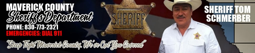 Maverick County Sheriff