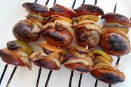 kielbasa and potato shish-ka-bobs