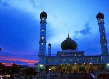 Masjid Jami Pangkalpinang - sejarah perkembangan islam di bangka belitung