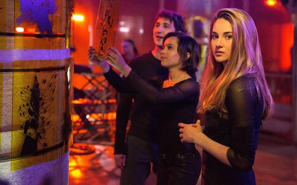 Divergent Movie Tris 0x