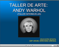 """Taller de Expresión Plástica """"Andy Warhol"""""""