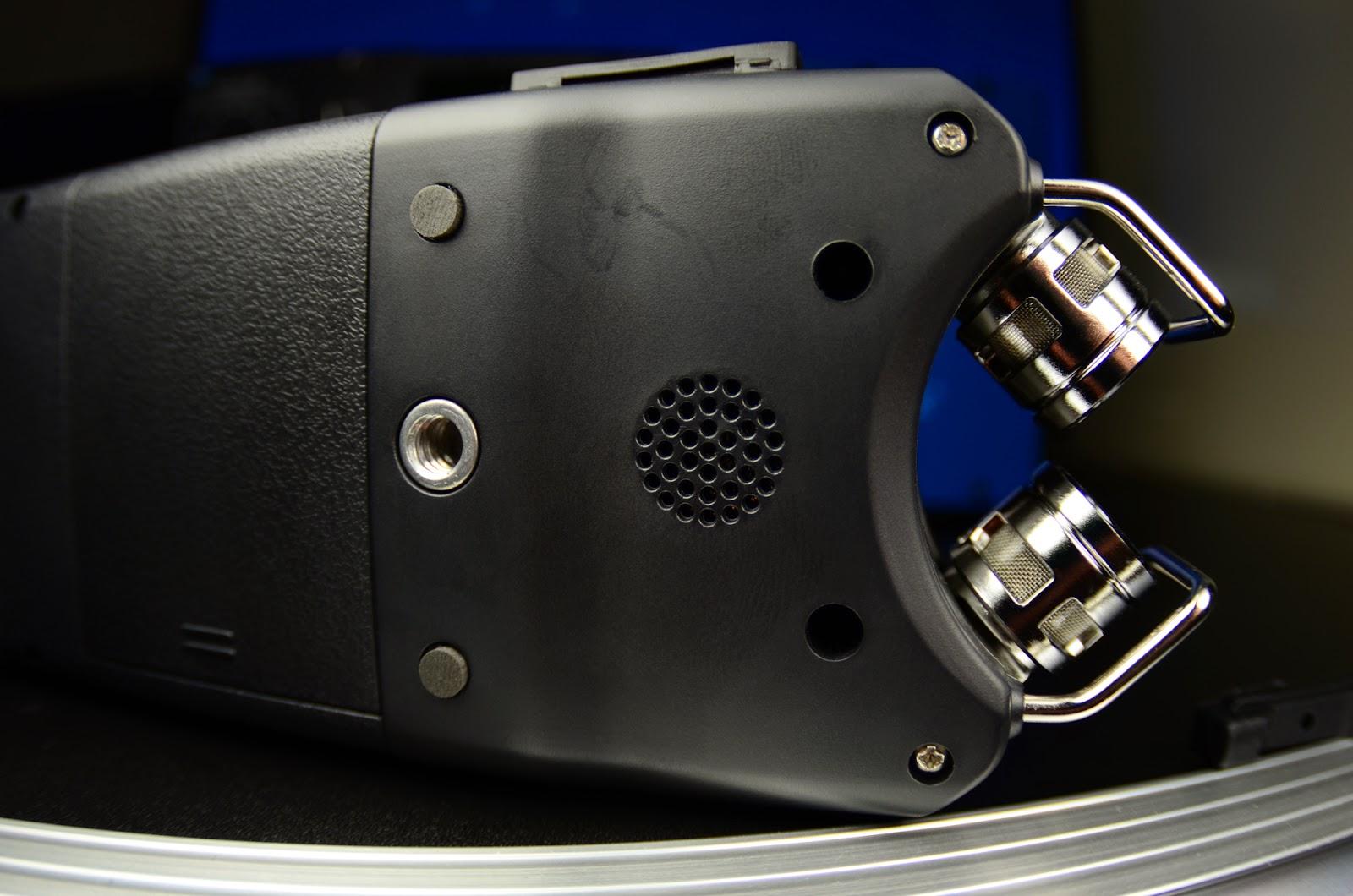 trenton blizzard tascam dr-40 speaker