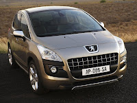 Peugeot 3008 2011