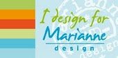I was proud to be a Marianne Designs World Design Team Member for 2 years