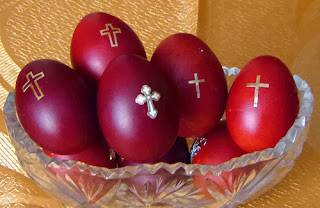 το βάψιμο των Αυγών