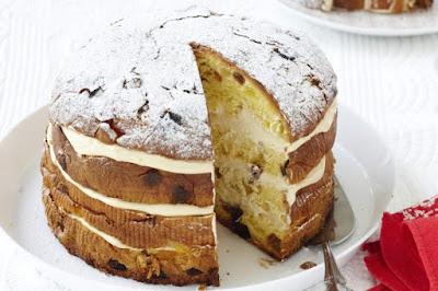 Tiramisu Christmas cake recipe