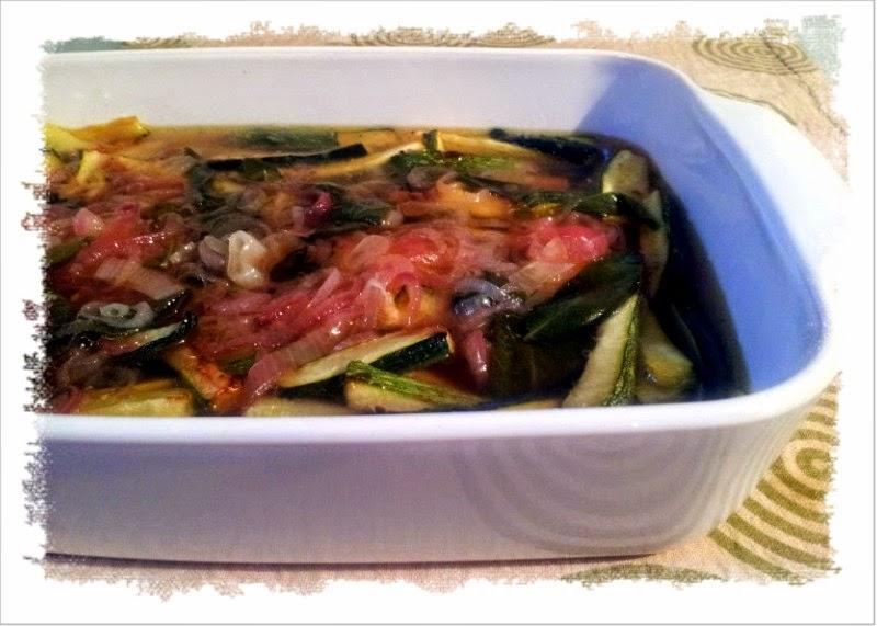 zucchine in carpione.
