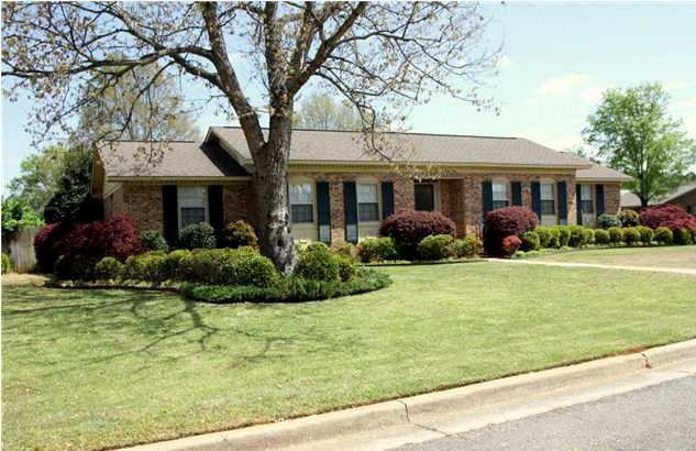 Southern renaissance man home for sale in decatur al for Home builders decatur al
