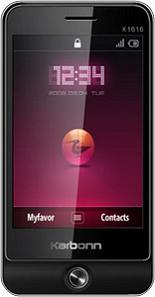 Karbonn K1616 Dual SIM Touchscreen Mobile