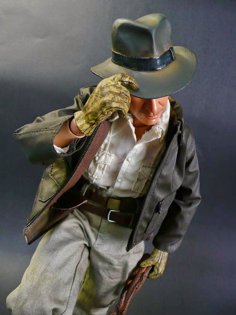 sideshow indiana jones