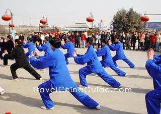 Tai Chi Quan Performance