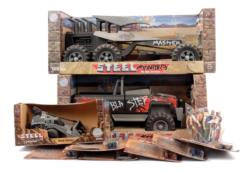 What A Lovely Day For Action Figures!: A Look at MAD MAX ...