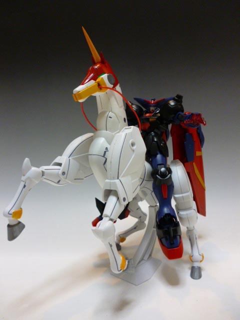 HGFC Master Gundam Fuuunsaiki wallpaper