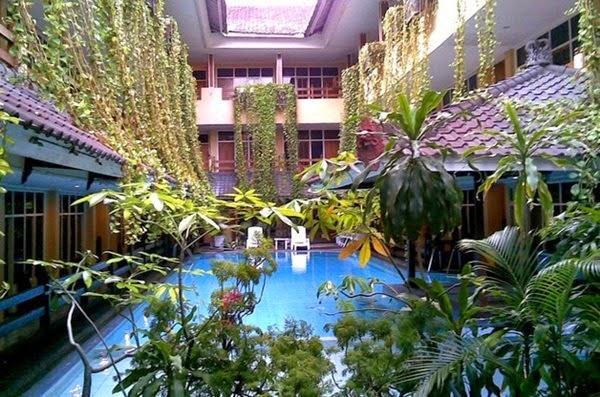 Independent hotel in Jalan Raya Kuta Bali