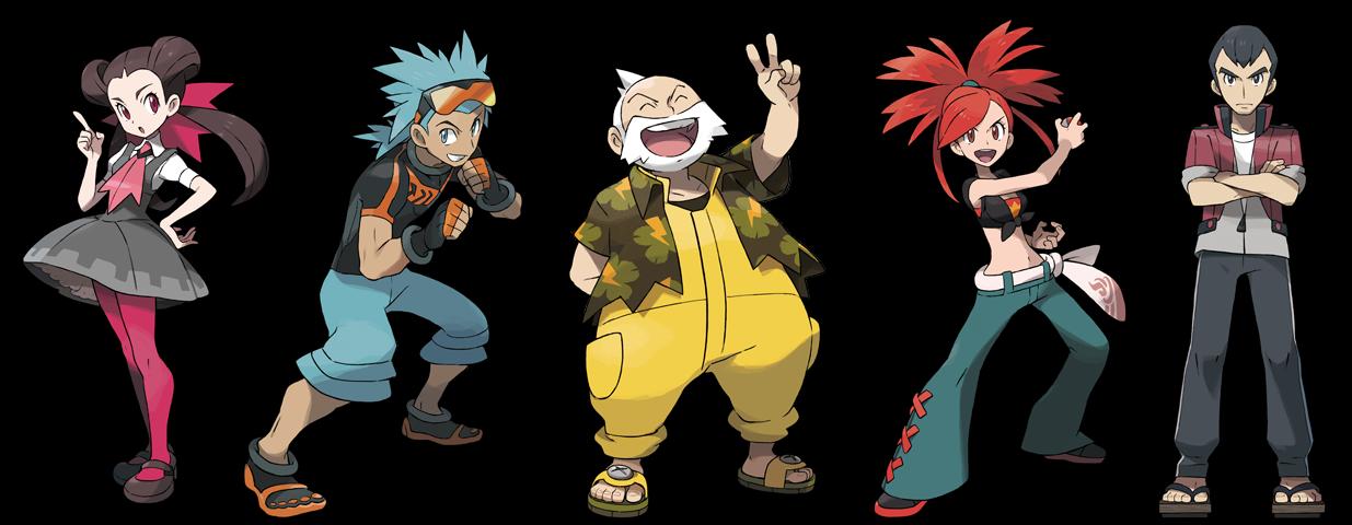 Hoenn gym leaders brawly pokemon images pokemon images for Gimnasio 7 pokemon esmeralda