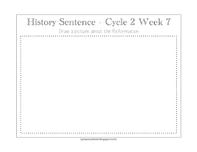 046c349c4f37 Homeschooling with a Classical Twist  Cycle 2 Week 7