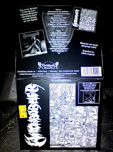 WITCHBURNER''witchburner/blasphemic assault''