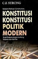 toko buku rahma: buku KONSTITUSI-KONSTITUSI POLITIK MODERN, pengarang strong, penerbit nusamedia