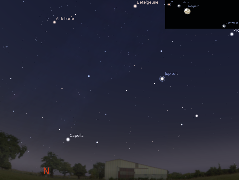 Astroblog: The Sky This Week - Thursday January 30 to ...