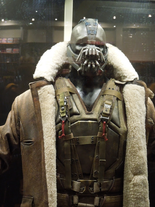 Tom Hardy Dark Knight Rises Bane costume