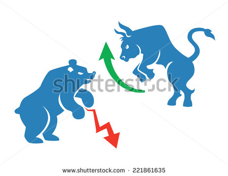 Money Market Tips Share Market Bull Vs Bear