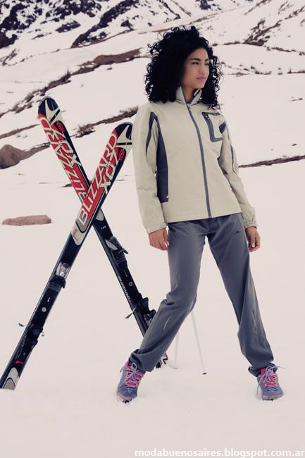 Abrigos invierno 2016 Abyss. Moda deportiva otoño invierno 2016.