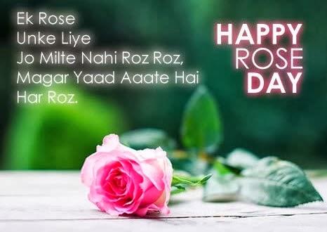 Happy Rose Day 2014 Wallpaper
