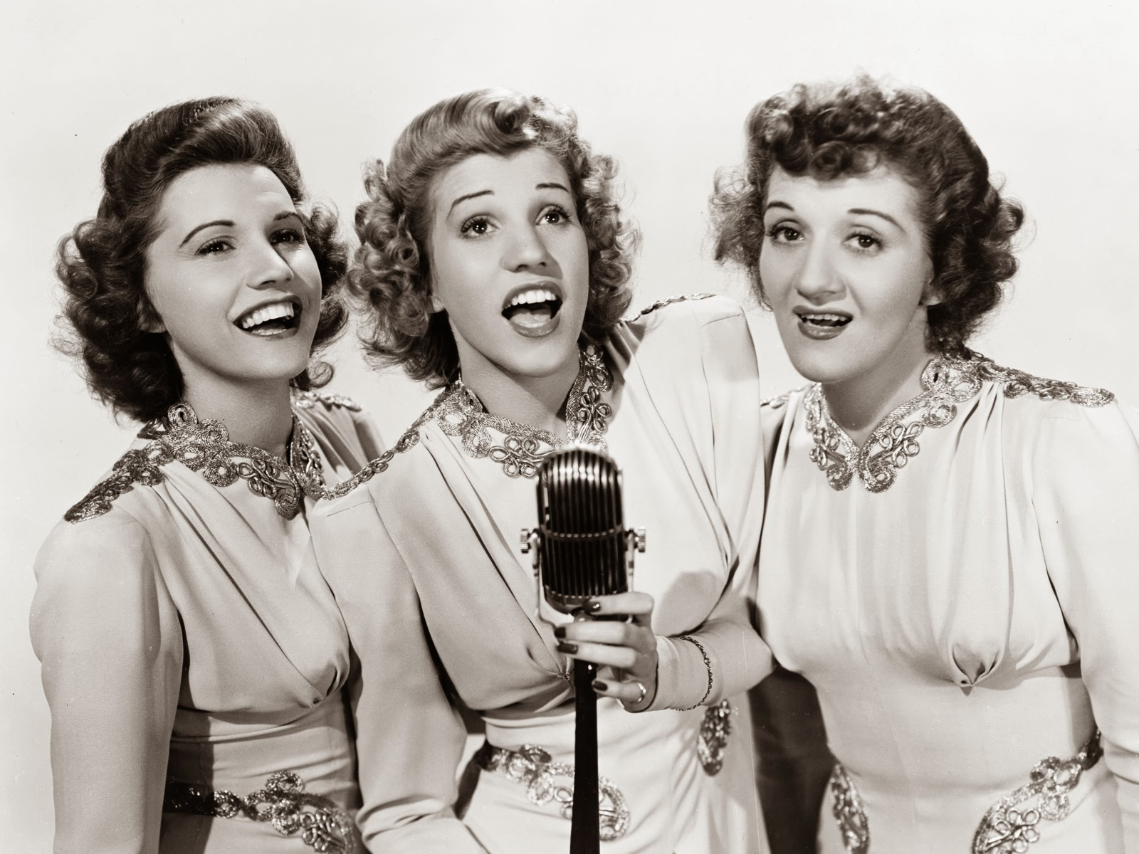 The Andrews Sisters Tour Dates 2016 2017 Concert